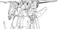SSMS-010 ZZ Gundam