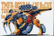 TMFA-802 - P-Mod.W BuCUE Waltfeld Custom Type