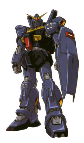 File:RX-178 - Gundam Mk-II (Titans Colors) - Front View.jpg