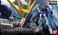 Wing Gundam Zero EW Boxart