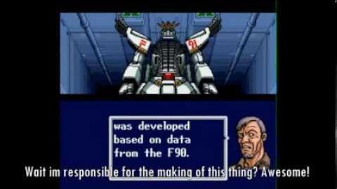 Lets play gundam f91 Formula Wars! Act 9