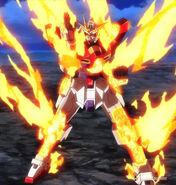 TBG-011B Try Burning Gundam (Burning Burst System)