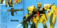 RGM-111 type B.T. Hardygun Blitzkrieg