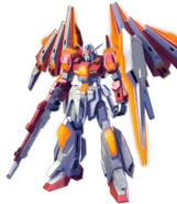 BN-876-2H Hot Scramble Gundam