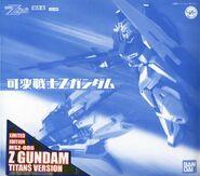 KahenSenshi Zeta Gundam Titans
