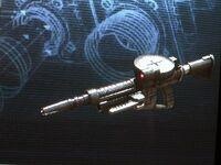 Late Model Machine Gun