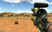 Shooting 10 RPG-7.3