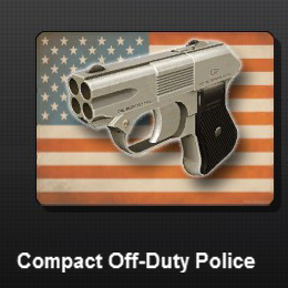 Compact Off-Duty Police
