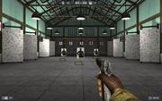 Shooting 1 Colt 1911.1