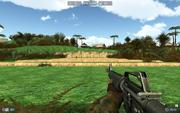 Shooting 8 M16 A1.2