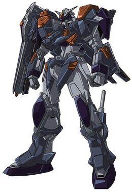 GAT-X1022 Blu Duel Gundam