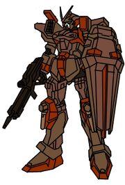 ORB-103C Crisis Buster Gundam