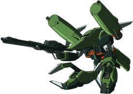 ZGMF-X24S Chaos Gundam MA Mode