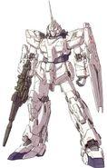 RX-0 Unicorn Gundam Novel Version
