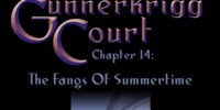 Chapter 14: The Fangs of Summertime