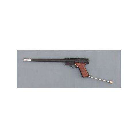 Long barreled Browning Buck Mark
