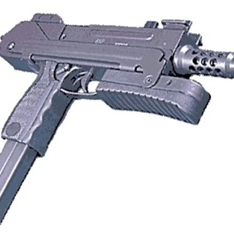 BXP with folded stock