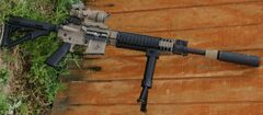 LWRC Infantry Automatic Rifle