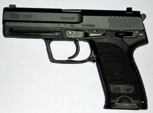 HK USP 9mm