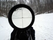 4x rifle scope