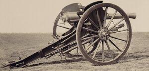 Reffye 75mm Cannon