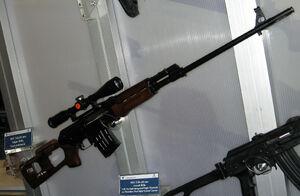 Sniper Zastava M91