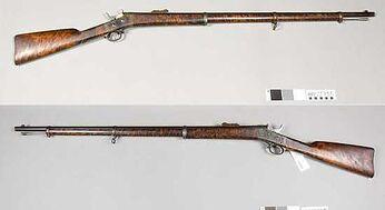 Remington rolling block rifles