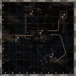 Refinery map