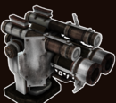 Hellhound Heavy Twin Carronade
