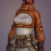 FemaleDusthopper Suit