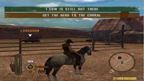 Gun Side-Mission Rancher Mission 1