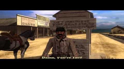 PC Game Walkthrough - GUN - Pony Express Job 8 And 9