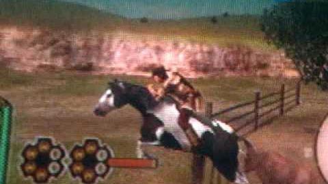 Galloping horse - GUN PS2-0