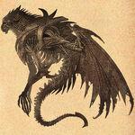Monster illust36
