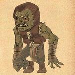 Monster illust13