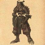 Monster illust34