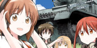 Girls und Panzer: Little Army