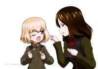 Katyusha and Nonna