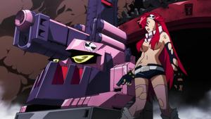 Yoko M Tank and Yoko