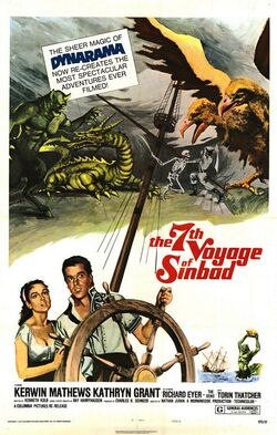 Seventh voyage of sinbad