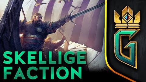 Skellige Faction GWENT The Witcher Card Game