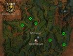 Hovi Bravetail map