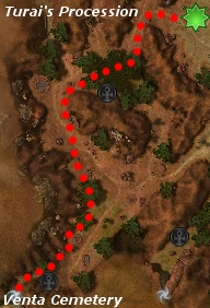 Torment Weaver map