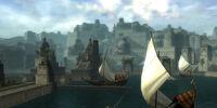 Gandara, the Moon Fortress