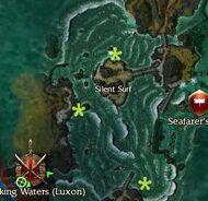 Jade Torn Kirin map