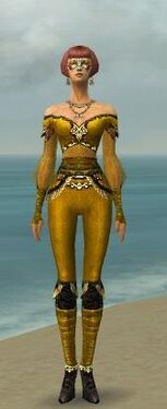Mesmer Luxon Armor F dyed front