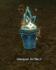 Unusual Artifact