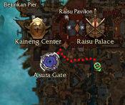 Afflicted Guardsmen Chun Location