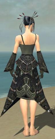 File:Necromancer Elite Cultist Armor F gray arms legs back.jpg