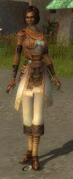 Tahlkora Armor Starter Front